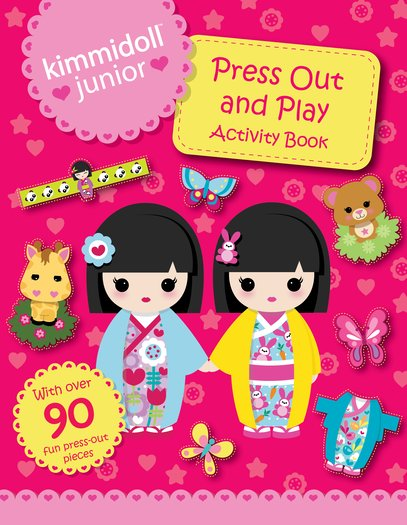 Press Out and Play Activity Book