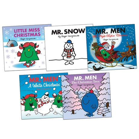 Mr Men Pack