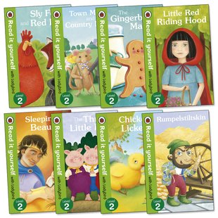 Ladybird Read It Yourself Pack: Level 2