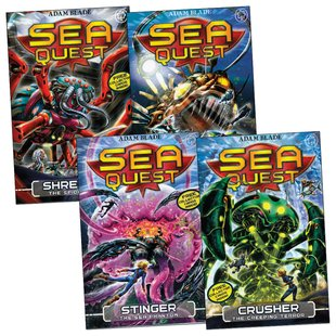 Sea Quest Pack: Series 2
