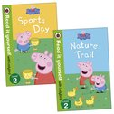 Ladybird Read It Yourself: Peppa Pig Pair (Level 2)