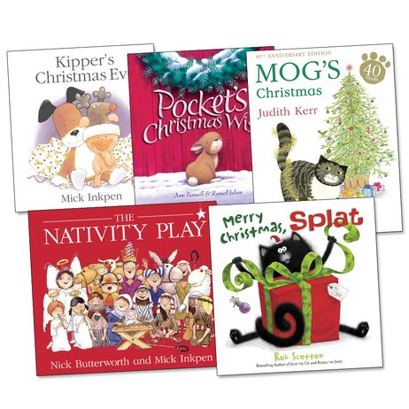 Christmas Picture Book Pack
