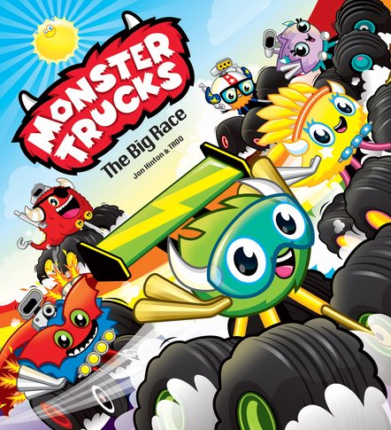 Monster Trucks: The Big Race