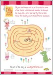 Tilly & Friends maze
