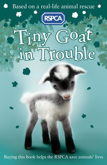 Tiny Goat in Trouble