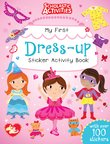 My First Dress-Up Sticker Activity Book