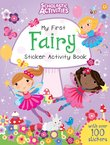 My First Fairy Sticker Activity Book