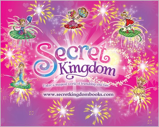 Secret Kingdom Wallpaper