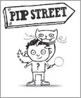 Pip Street Colouring