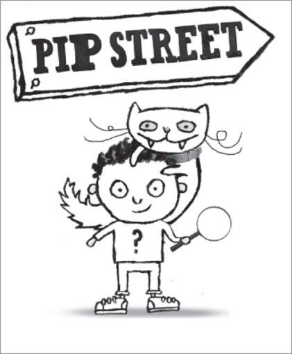 Pip Street Colouring