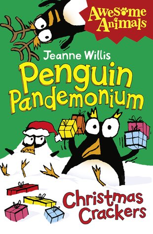 Awesome Animals: Penguin Pandemonium – Christmas Crackers