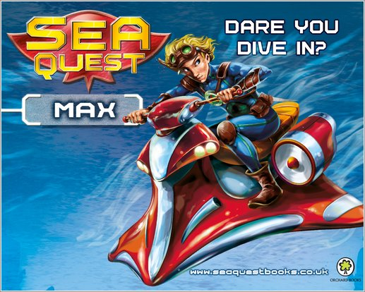 Sea Quest Wallpaper