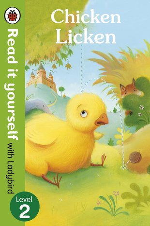 Ladybird Read It Yourself: Chicken Licken