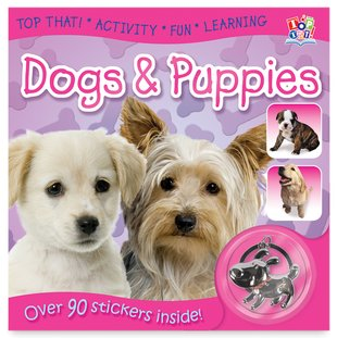 Sticker Station: Dogs and Puppies