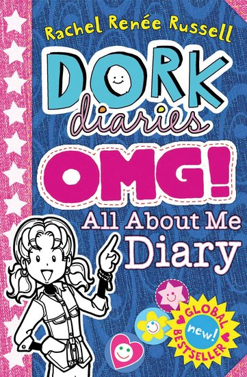 Dork Diaries: OMG! All About Me Diary