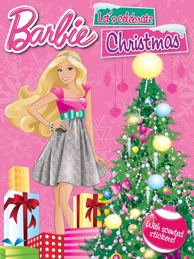 Barbie: Let's Celebrate Christmas