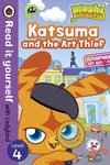 Ladybird Read It Yourself: Moshi Monsters - Katsuma and the Art Thief