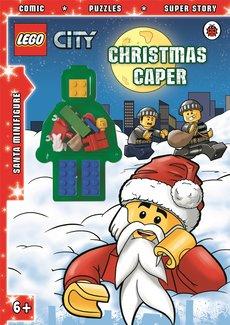 Lego City Christmas&Minifigure