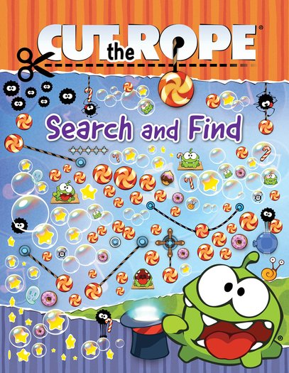 Cut the Rope: Search and Find