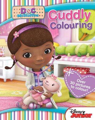 Doc McStuffins: Cuddly Colouring