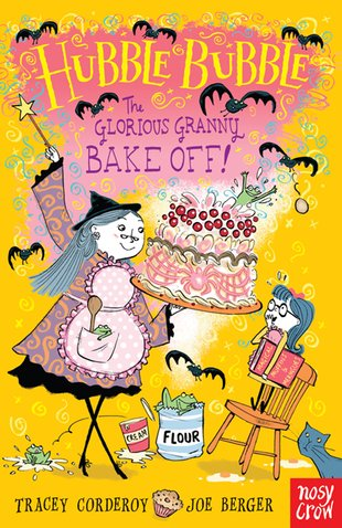 Hubble Bubble: The Glorious Granny Bake-Off!