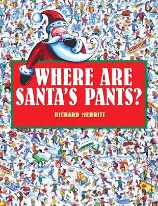 Where Are Santa's Pants?