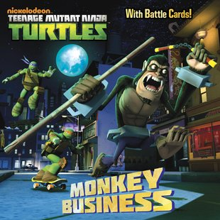 Teenage Mutant Ninja Turtles: Monkey Business