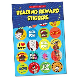 Reading Reward Stickers