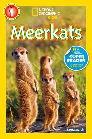 National Geographic Reader: Meerkats