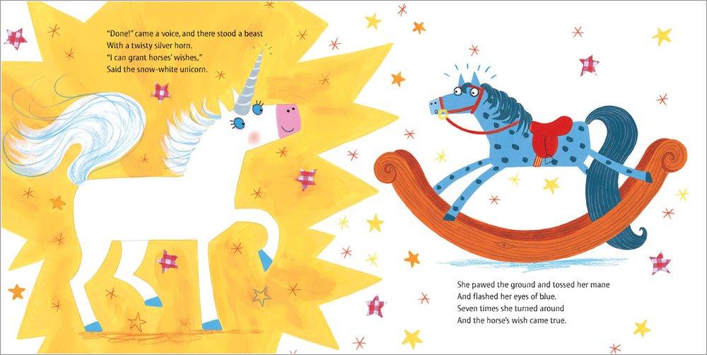 Sugarlump And The Unicorn Scholastic Shop