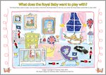 Royal Nappy puzzle sheet