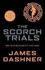 Books Maze Runner Series #2: The Scorch Trials