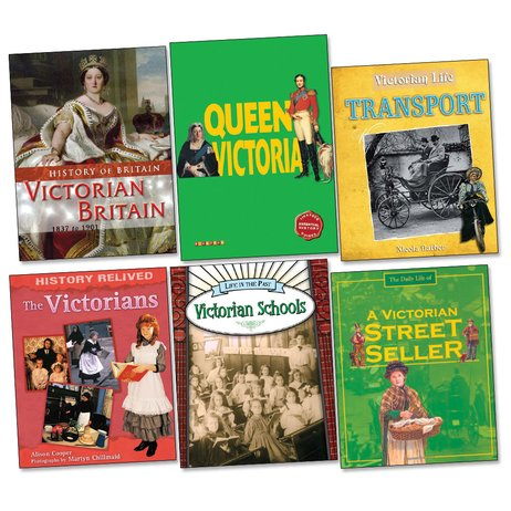 The Victorians Topic Pack