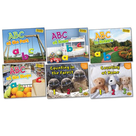 Alphabet and Counting Pack