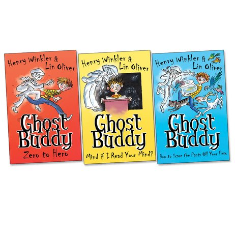 Ghost Buddy Trio