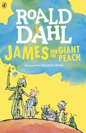 James and the Giant Peach x 6