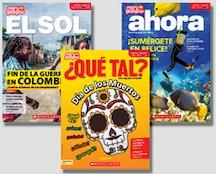 MGM Spanish Magazines