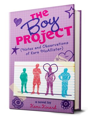 The Boy Project (Notes and Observations of Kara McAllister)