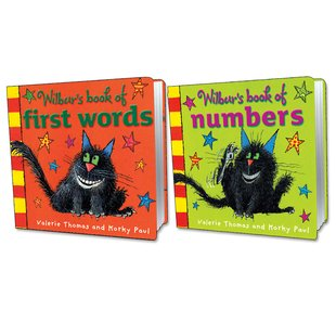 Wilbur Board Book Pair