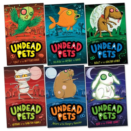 Undead Pets Pack