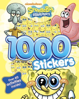 SpongeBob SquarePants: 1000 Stickers
