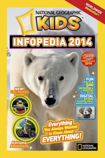 National Geographic Kids: Infopedia 2014