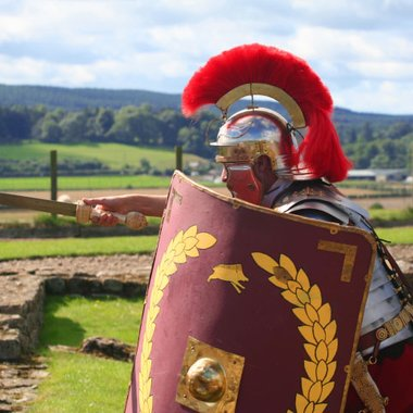 Roman at Hadrian's wall