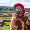 Roman at Hadrian's wall