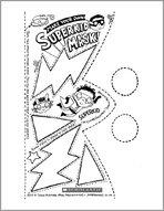 Superkidmask act free 1118880