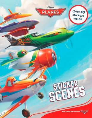 Disney Planes: Sticker Scenes