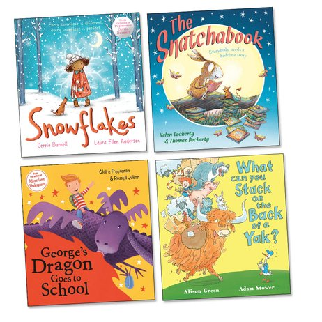 Scholastic New Picture Books Pack
