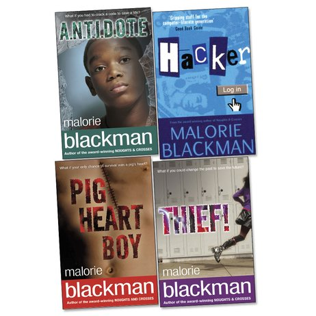 Malorie Blackman Pack x 4 (Ages 9-11)