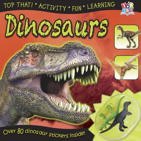 Sticker Station: Dinosaurs