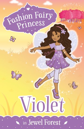 Violet in Jewel Forest
